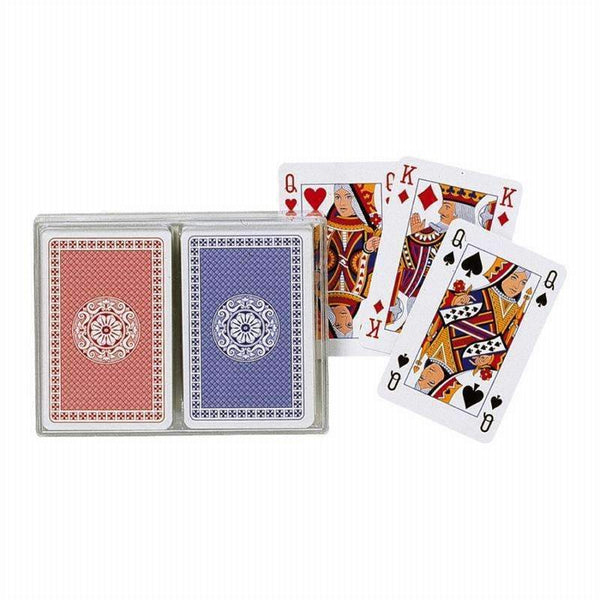 Classic Bridge / Playing Cards - Double Deck - golfprizes