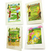 Golfers Four Seasons Greeting Cards - golfprizes