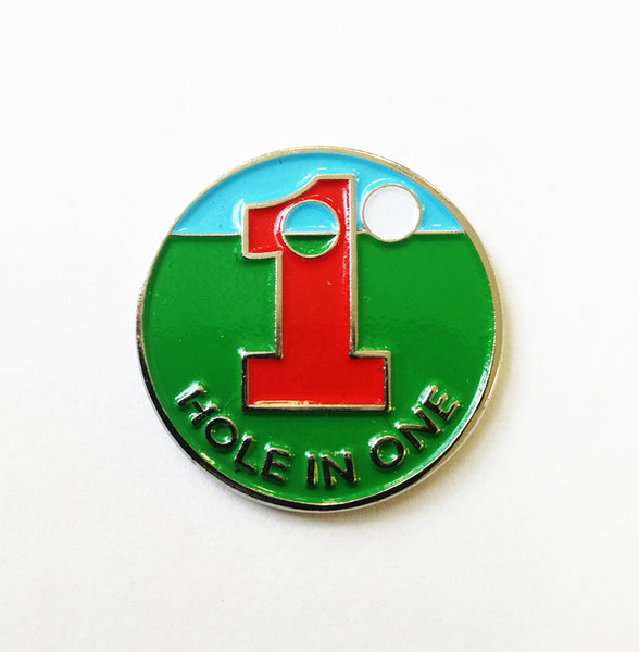 Hole in One Ball Marker - golfprizes