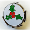 Holly Ball Marker and Visor Clip - golfprizes