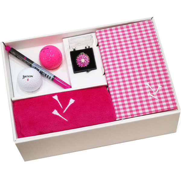 In the Pink Gift Box - golfprizes