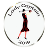 Lady Captain 2019 Ball Marker (Special Edition) - golfprizes