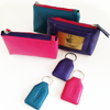 Leather Purse and Keyring - golfprizes