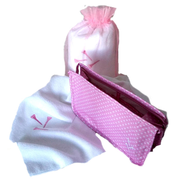 Cosmetic Bag and Towel - golfprizes