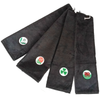 National Emblem Golf Towels - golfprizes