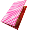 Pink Check Scorecard Holder - golfprizes