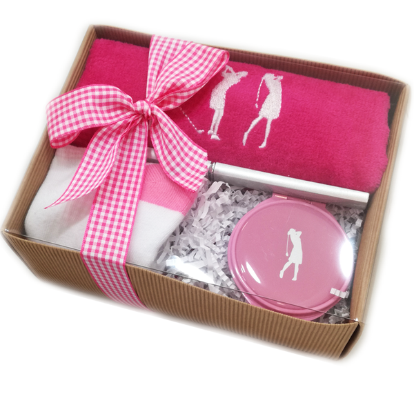 Pink Lady Gift Box - golfprizes