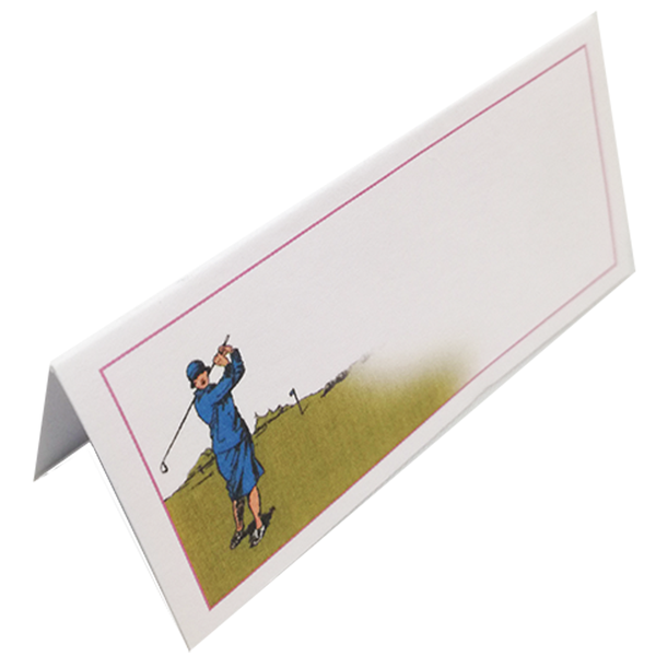 Place Cards / Prize Cards - pack of 20 - golfprizes