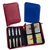 Playing Cards and Pen Leather Gift Set