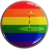 Rainbow Ball Marker and From the Lady Captain Pencil in Presentation Sleeve - golfprizes