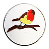 Robin Birdie Ball Marker and Pencil in Presentation Sleeve - golfprizes