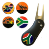 South Africa Ball Marker and Divot Tool - golfprizes