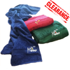 Large Luxury Cotton Golf Towels - CLEARANCE - golfprizes