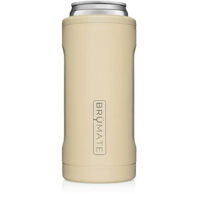 Brumate - Hopsulator Beer Cooler 12oz Slim Can | Desert Tan