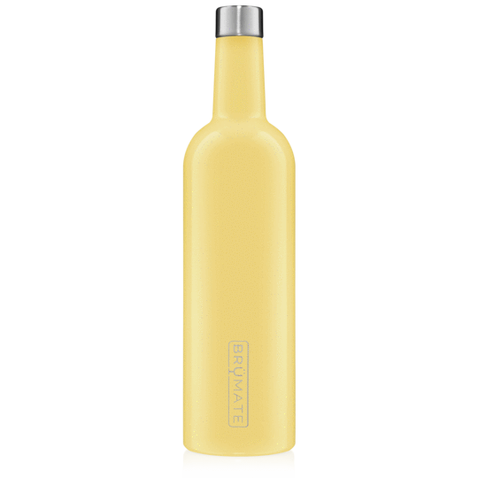 Brumate - Winesulator 25oz Wine Canteen - Daisy