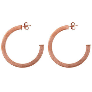 Sheila Fajl - Elisa Hoops - Rose Gold