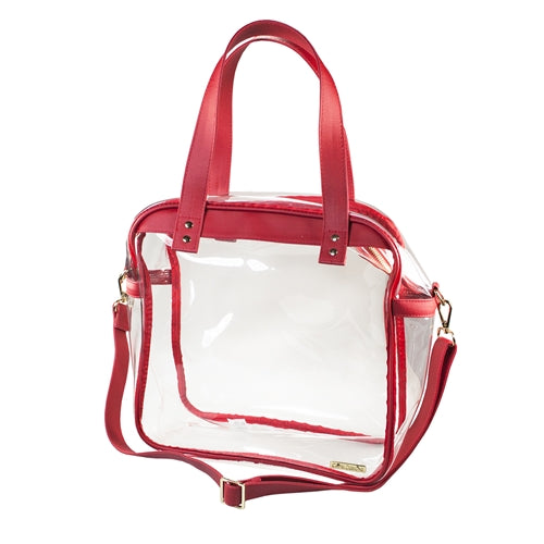 Carryall Tote - Red