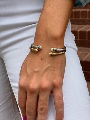 Designer Inspired Bracelet Duo - Online Only