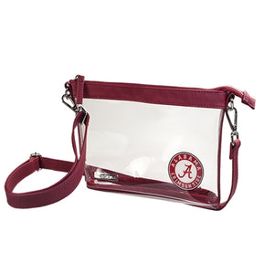 Small Crossbody - Stadium Bag - University of Alabama