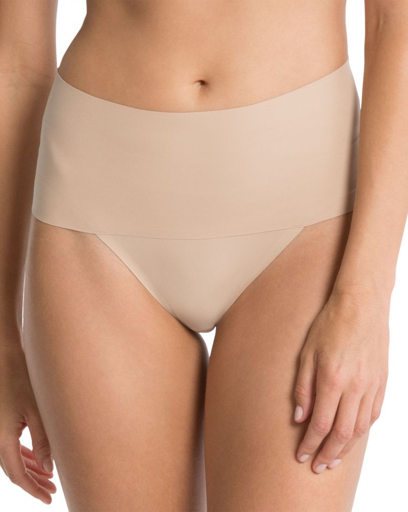 SPANX - Undie-tectable Thong - Soft Nude