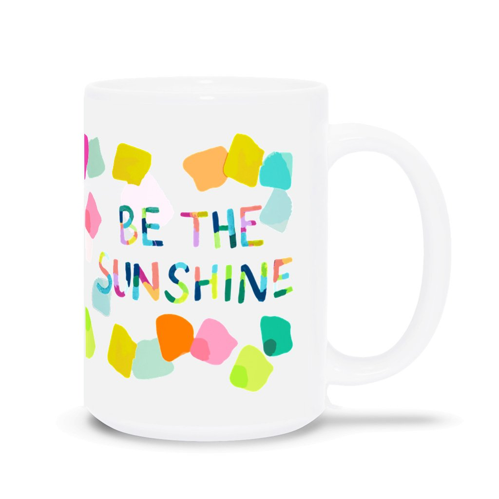 Evelyn Henson - Confetti Sunshine Mug