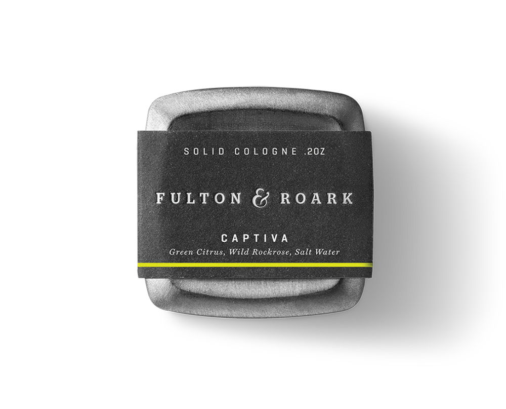 Fulton and Roark - Captiva Solid Cologne