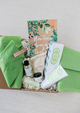 The Cottage Greenhouse - Spa & Pamper Self Care Package