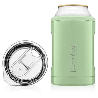 Brumate - Hopsulator 2-in-1 Duo - 12oz Cans Tumbler - Light Olive