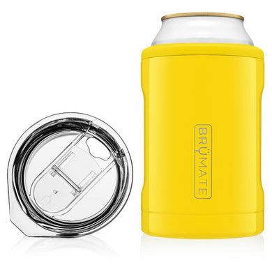 Brumate - Hopsulator 2-in-1 Duo - 12oz Cans Tumbler - Pineapple