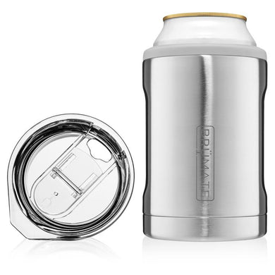 Brumate - Hopsulator 2-in-1 Duo - 12oz Cans Tumbler - Stainless