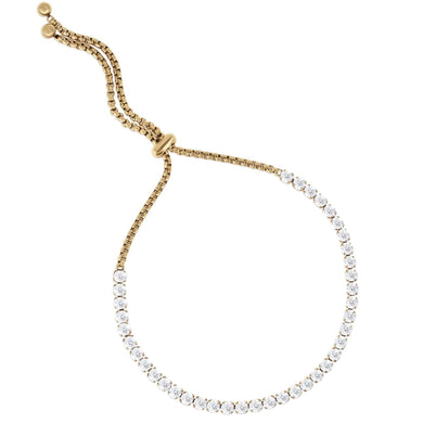 Ellie Vail Jewelry - Jodie Tennis Bracelet - Gold