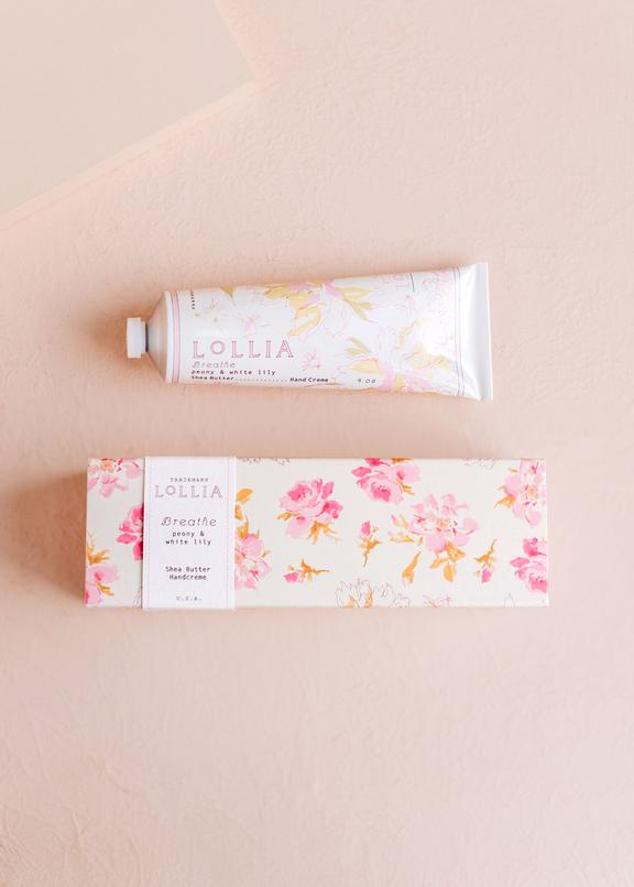 Lollia - Breathe Shea Butter Handcreme