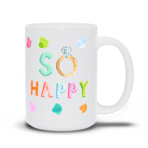 Evelyn Henson - Engagement Mug