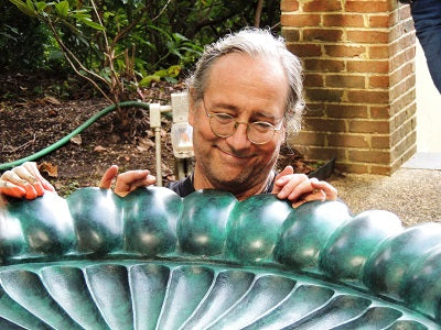 Behind the Scenes with John Downham; The Process of an Artist's Bronze