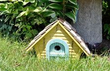 Homesteader Haven Birdhouse