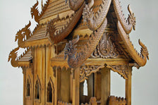 Thai Teak Spirit House