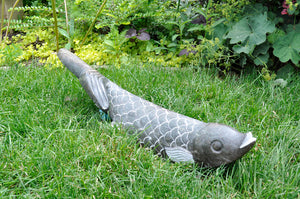 Koi Sculpture