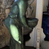 My Cup Runneth Over - Bronze Fountain