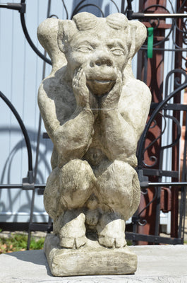 Seated Grotesque-French Design