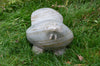 Great White Rooster - Hand Carved Stone