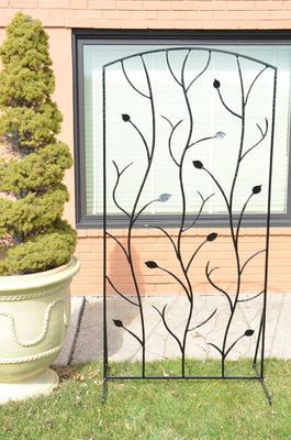 Screened Elegance Trellis