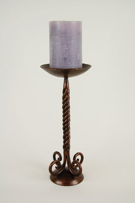 Braided Table Candelabra