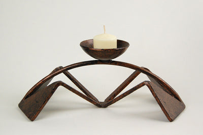 Yoga Table Candelabra