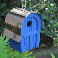Bobbed Country Bird House