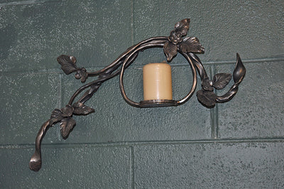 Apple Blossom Wall Sconce