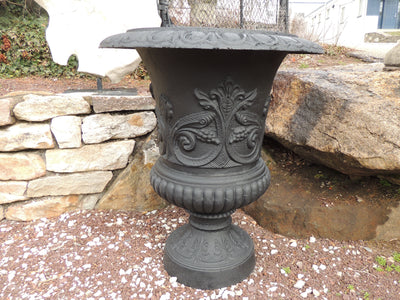 Fruited Vine Urn