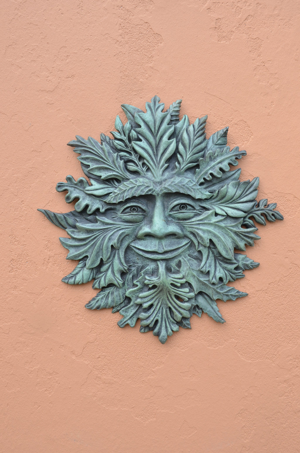 The Green Man - II - Limited Edition Bronze