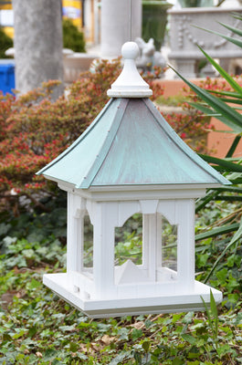 Hanging Manor Bird Feeder