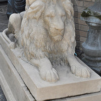 Lion of Hadrian - Left Hand - Garden Traditions Collection