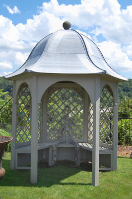 Holkham Gazebo - SOLD